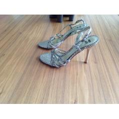 Sandales à talons Oro & Argento  pas cher