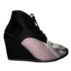 Bottines & low boots à compensés Eleven Paris  pas cher