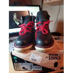 Chaussures à lacets Wolverine  pas cher