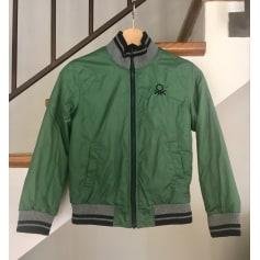 Zipped Jacket Benetton