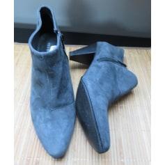 Bottines & low boots à talons Minelli  pas cher