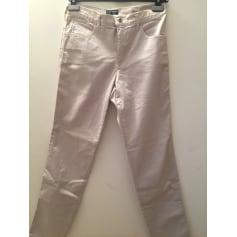 Jeans droit Armani Jeans  pas cher