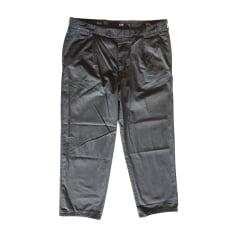 Pantalon large Hugo Boss  pas cher