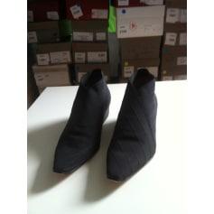 Bottines & low boots plates Stéphane Gontard  pas cher