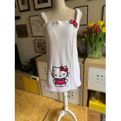 Peignoir Hello Kitty  pas cher