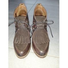 Bottines & low boots à talons Pikolinos  pas cher