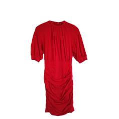 Robe mi-longue Maje  pas cher
