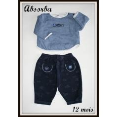 Ensemble & Combinaison pantalon Absorba  pas cher