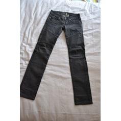 Jeans droit MNG Jeans  pas cher