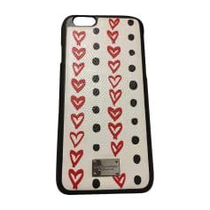 Etui iPhone  Dolce & Gabbana  pas cher