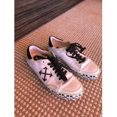 Baskets Off White  pas cher