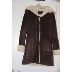 Leather Coat Verazzano