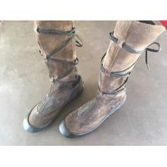 Flat Boots Camper