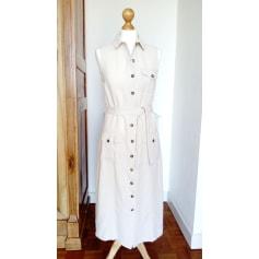 Robe longue Caroll  pas cher