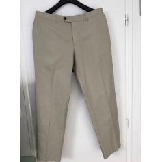 Pantalon droit Hackett  pas cher