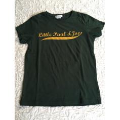Top, Tee-shirt Little Paul & Joe  pas cher