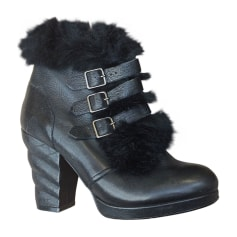 High Heel Ankle Boots See By Chloe