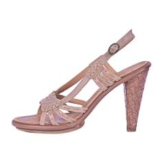 Sandales à talons Bottega Veneta  pas cher