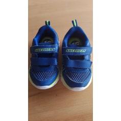 Schuhe mit Klettverschluss Skechers