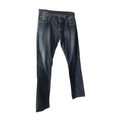 Jeans droit Prada  pas cher