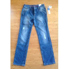 Jeans droit Esprit  pas cher