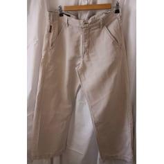 Pantalon large Armani  pas cher