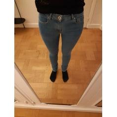 Jeans slim Massimo Dutti  pas cher