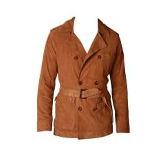 Leather Jacket Vicomte A.