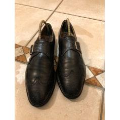 Chaussures à boucles Joseph Fenestrier  pas cher