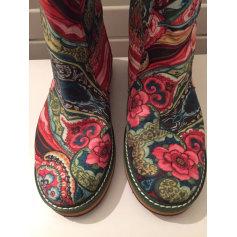 Flat Boots Desigual