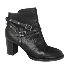 Bottines & low boots à talons Valentino  pas cher
