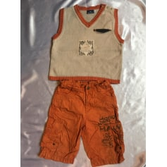 Shorts Set, Outfit Sergent Major