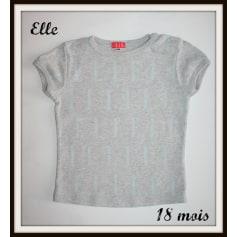 Top, tee shirt Elle  pas cher