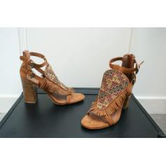 Sandales à talons Missguided  pas cher