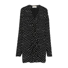 Robe courte Saint Laurent  pas cher