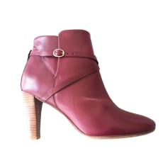 High Heel Ankle Boots Sézane