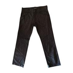 Wide Leg Pants Dolce & Gabbana