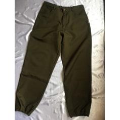 Pantalon droit Columbia  pas cher