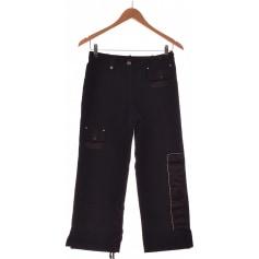 Pantalon droit Voodoo  pas cher