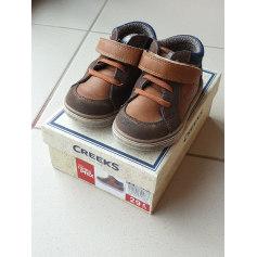 Schuhe mit Klettverschluss Creeks