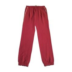 Pantalon large Fendi  pas cher