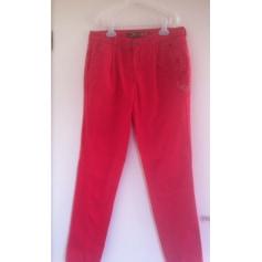 Pantalon carotte Desigual  pas cher