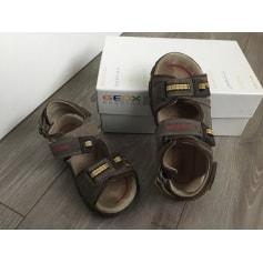 Schuhe mit Klettverschluss Geox