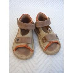 Sandales Noël  pas cher