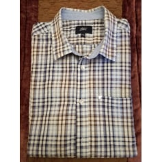 Short-sleeved Shirt New Man