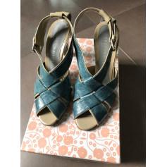 Sandales à talons Erotokritos  pas cher