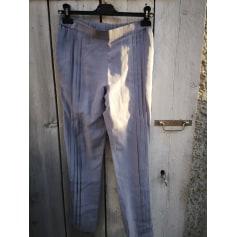 Pantalon droit Emporio Armani  pas cher