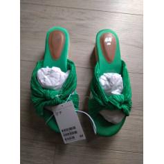 Sandales plates  H&M  pas cher