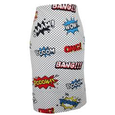 Mini Skirt Love Moschino