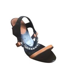Sandales à talons Maje  pas cher